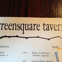 Photo taken at Greensquare Tavern by Gia A. on 6/9/2013