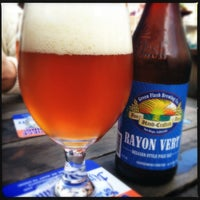 Photo taken at Flying Saucer Draught Emporium by Elizabeth A. on 1/25/2013