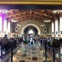 Photo taken at Union Station by Suzette V. on 4/14/2013