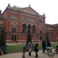 Photo taken at Victoria and Albert Museum (V&A) by Tatiana on 4/5/2013