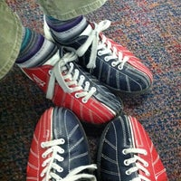 Photo taken at Hudsonville Lanes by Dave T. on 3/10/2013
