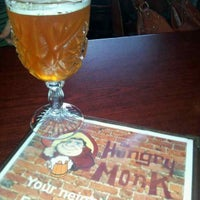 Photo taken at The Hungry Monk by Jason S. on 10/8/2013