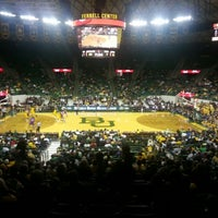 Photo taken at Ferrell Center by Jeremy C. on 1/19/2013