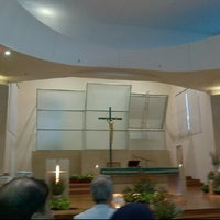 Photo taken at Our Lady of the Star Church by Ronnie H. on 9/15/2012