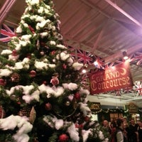 Photo taken at The Great Dickens Christmas Fair by Sean C. on 12/1/2012
