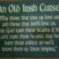 Photo taken at Callaghan's Irish Social Club by Karla B. on 1/9/2013