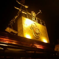 Photo taken at Pizzaria Cara de Mau by Adolfo J. on 11/4/2012