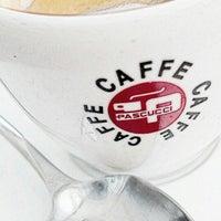 Photo taken at Sfizi Cafe by Ben J. on 5/18/2013
