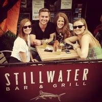 Photo taken at Stillwater Bar & Grill by Shae C. on 8/31/2013