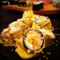 Photo taken at Sushi Drive by Daniel B. on 9/22/2012