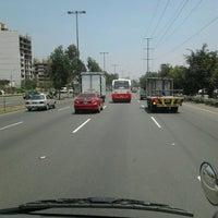 Photo taken at Puente Benavides by Gerardo Fabian S. on 10/16/2012