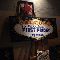 Photo taken at First Fridays Art Walk by Arthur D. on 3/2/2013