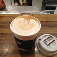 Photo taken at Aroma Espresso Bar by Metin H. on 1/31/2013