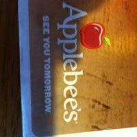 Photo taken at Applebee's by Jeannette W. on 9/21/2013