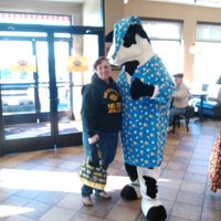 Photo taken at Chick-fil-A Belmont by Carye S. on 1/19/2013