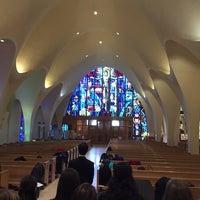 Photo taken at St. Stephen Martyr Catholic Church by Mark C. on 11/22/2014