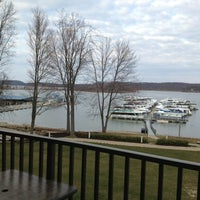 Photo taken at Fourwinds Lakeside Inn & Marina by Becky M. on 3/29/2013