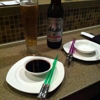 Photo taken at Nagoya Japanese Steakhouse & Sushi by T.J. on 1/14/2014
