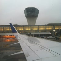 Photo taken at Newark Liberty International Airport (EWR) by Bryden M. on 7/13/2013