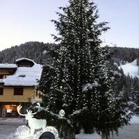 Photo taken at Ferrari Lounge by Max F. on 12/16/2012
