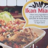 Photo taken at Restoran Muhibbah Seafood by Bazrina R. on 2/2/2013