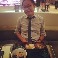 Photo taken at Shiro - Pacific Place by Kin T. on 8/11/2014