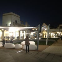Photo taken at Fashion District - Molfetta Outlet by Antonio N. on 12/27/2012