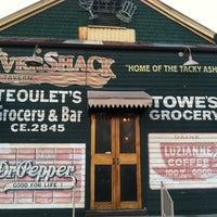 Photo taken at Rivershack Tavern by Tyrone D. on 12/8/2012