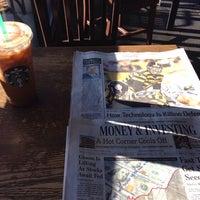 Photo taken at Starbucks by Joseph M. on 10/29/2014