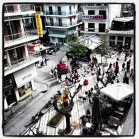 Photo taken at Πλατεία Μονοπωλίου by Vaggelis T. on 2/22/2014