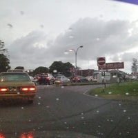 Photo taken at Sg. Tujuh Checkpoint (Brunei) by KEEFOO L. on 2/1/2013