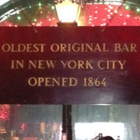 Photo taken at Pete's Tavern by Michael B. on 11/15/2012