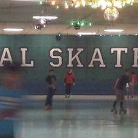 Photo taken at Cal Skate Clovis by Jacie S. on 5/22/2014