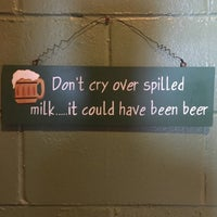 Photo taken at People's Brewing Company by Sue L. on 7/2/2016