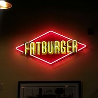Photo taken at Fatburger by Charita A. on 11/24/2012