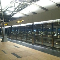 Photo taken at CityCenter Tram (Bellagio) by Oh Sherry on 11/8/2012