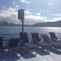 Photo taken at Waikiki Ocean Club by Myke M. on 3/18/2014