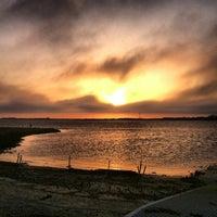 Photo taken at Ocean City Fishing Pier by Josh K. on 4/18/2013