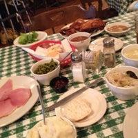 Photo taken at Pine Tavern Restaurant by Vernon B. on 10/5/2012