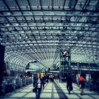 Photo taken at Stazione Torino Porta Susa by Alessandra M. on 5/31/2013