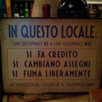 Photo taken at Sacrestia - Farmacia Alcolica by Gianluigi C. on 5/9/2013
