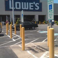 Photo taken at Lowe's Home Improvement by Mari on 6/1/2013
