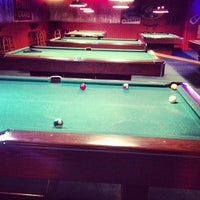 Photo taken at Barney's Billiards Saloon by April L. on 8/30/2013