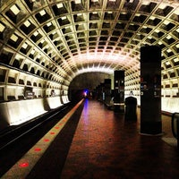 Photo taken at Federal Triangle Metro Station by Jenny T. on 9/10/2013