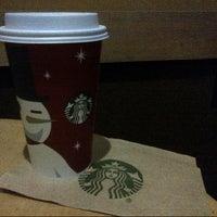 Photo taken at Starbucks by Salvador G. on 11/15/2012