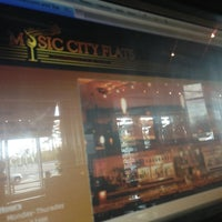 Photo taken at Music City Flats by Ryan C. on 11/20/2012