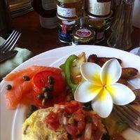 Photo taken at Grand Hyatt Kauai Resort & Spa by Aimee P. on 10/12/2012
