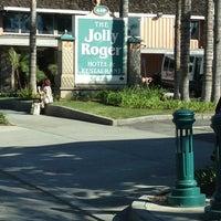 Photo taken at Jolly Roger Hotel by Farzin E. on 3/10/2013