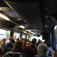 Photo taken at De Jubal Bus by Paul V. on 11/2/2013