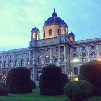 Das Foto wurde bei Maria-Theresien-Platz von 📷Svetlana B. am 5/2/2013 aufgenommen